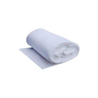 Полотенце вафельное, ширина 45 см, плотность 145г/м2, длина 60 м, прочная (арт. 14009)