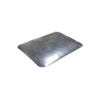 Крышка SP-88L, 250 мм*181 мм, картон-алюминиевая, 50 шт./уп. (арт.15037)