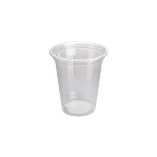 Стакан пластик РЕТ, объем 300 мл, d=9,5 см, 50 шт./уп., 20 уп./ящ. (арт. 16011)