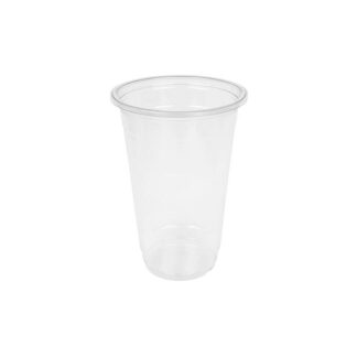 Стакан пластик РET, объем 500 мл, d=9,5 см, 50 шт./уп., 20 уп./ящ. (арт. 16013)