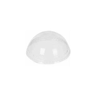 Крышка-купол пластиковая РЕТ DCDLx, с отверстием, d=9,5 см, 50 шт./уп., 50 уп./ящ. (арт. 16020)