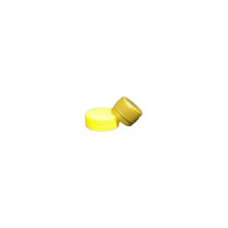 Крышка к одноразовой бутылке, ПЕТ, широкая, d=38 мм (арт. 17018)