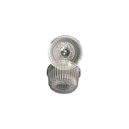 Соусник-дно SL-906, без крышки, D=65 мм, 100 шт./уп., 30 уп./ящ. (арт.15001)