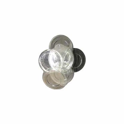 Соусник крышка SL-904, D=65 мм, 50 мл, 100 шт./уп., 30 уп./ящ. (арт.15002)