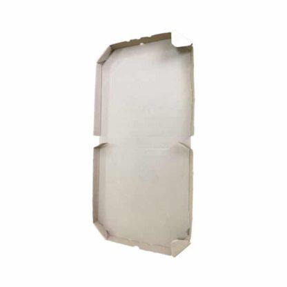 Коробка для пиццы, картон, крафт, диаметр 32 см, 50 шт./уп. (арт.15108)