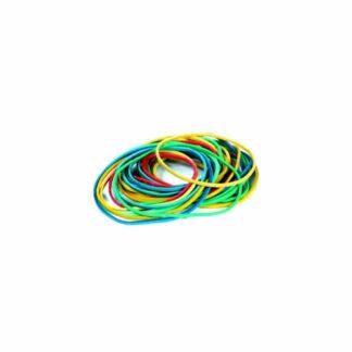 Резинка для денег, разноцветная, 200 г/уп., шт. (арт.45048)