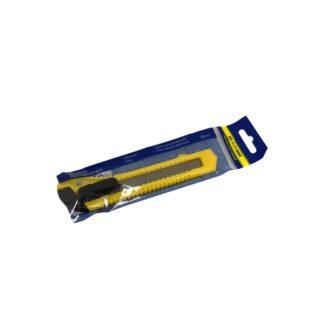 """Нож канцелярский """"JOBMAX"""", пластиковый корпус, ширина 18 мм, шт. (арт.45138)"""