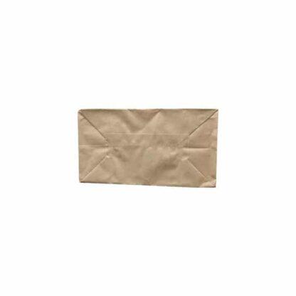 Пакет бумажный без ручек, бурый, 350 мм*250 мм*140 мм (арт.27019)