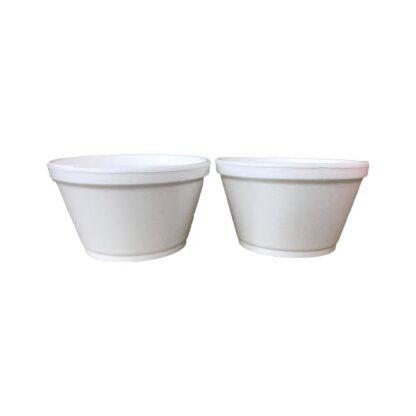 Супница без крышки Синта 350 мл, белая, 300 шт./ящ. (арт.15071)