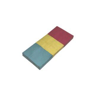 Бумага для заметок с липким слоем, 51 мм*38 мм, разноцветная, 100 шт./уп. (арт.45141)