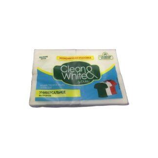 Мыло хозяйственное белое в брусках, 4 шт.*125 г/уп. (арт.37009)