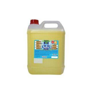 """Мыло """"Olis"""", жидкое, с дозатором, молоко и мед, 5 л, шт. (арт.37028)"""