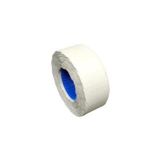Этикет-лента,12*22 мм, прямоугольная, внутренняя намотка, белая, 1000 шт/рул., шт.