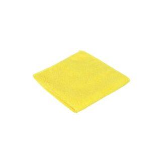 "Микрофибра ""Astris"" универсальная, 35х35 см, желтая, 5 шт / пач (арт. 32059)"