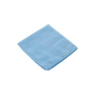 "Микрофибра ""HOZZI"" Универсальная, 30х30 см, Синяя, 5шт / пач (арт. 32080)"