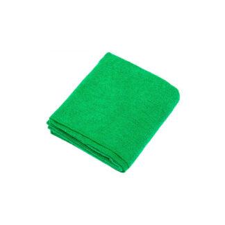 """Салфетки из микрофибры """"HOZZI"""", универсальные, 30х30 см, зеленые, 5шт / пач (арт. 32082)"""