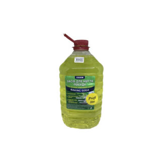 Средство для мытья посуды Лимон OXI, 5л (арт. 33032)